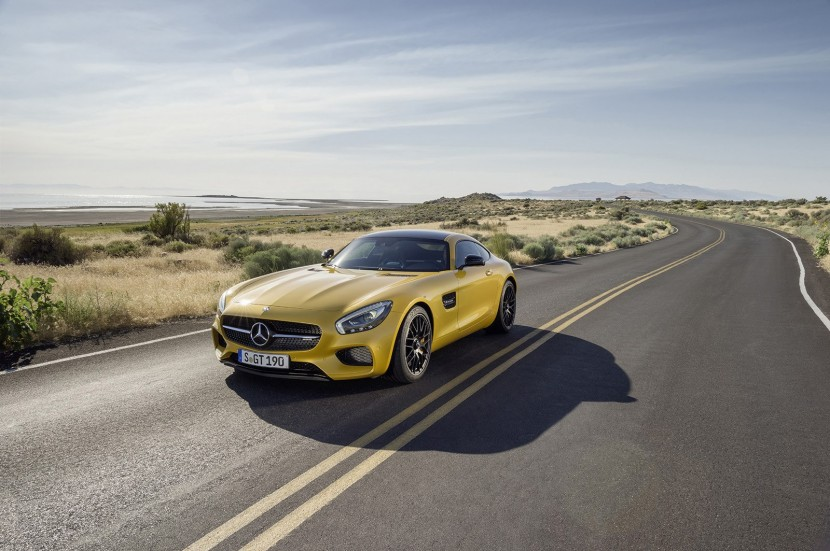 Mercedes release USA prices for new AMG GT S
