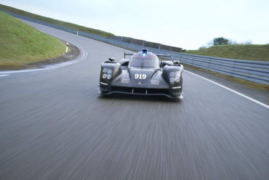 Porsche 919 Hybrid LMP1 FIA World Endurance Championship