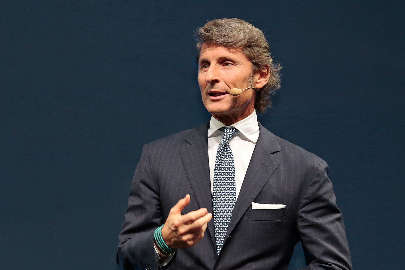 Stephan Winkelmann reveals Automobili Lamborghini new sales record in 2014