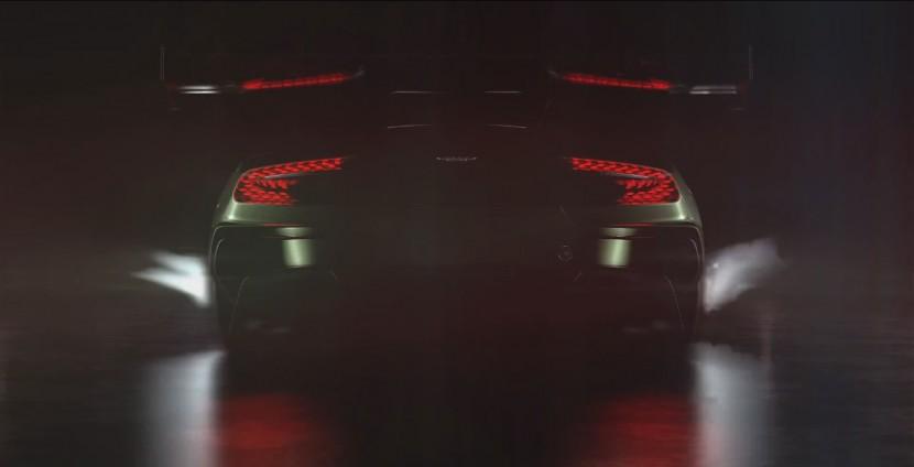 Video: Aston Martin Vulcan Teaser