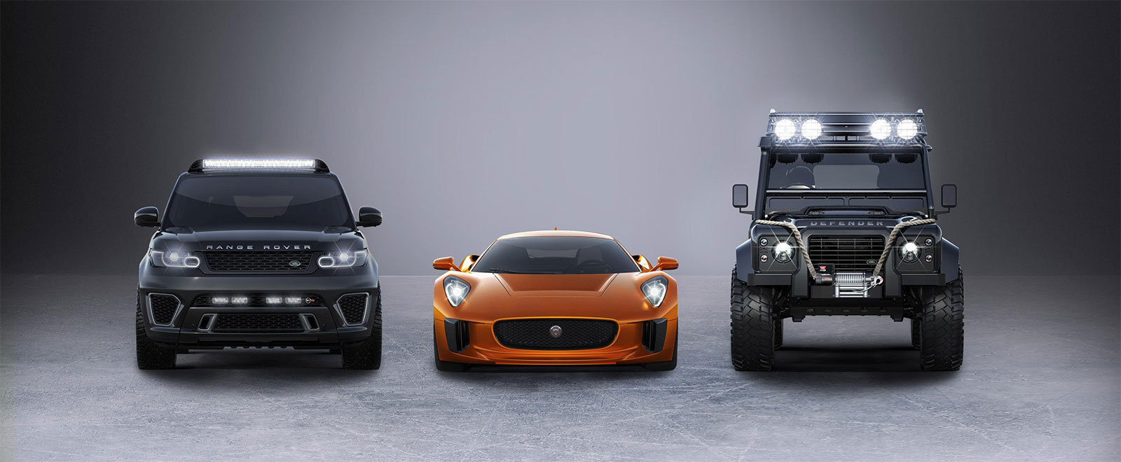 Land Rover and Jaguar to star in James Bond Spectre movie