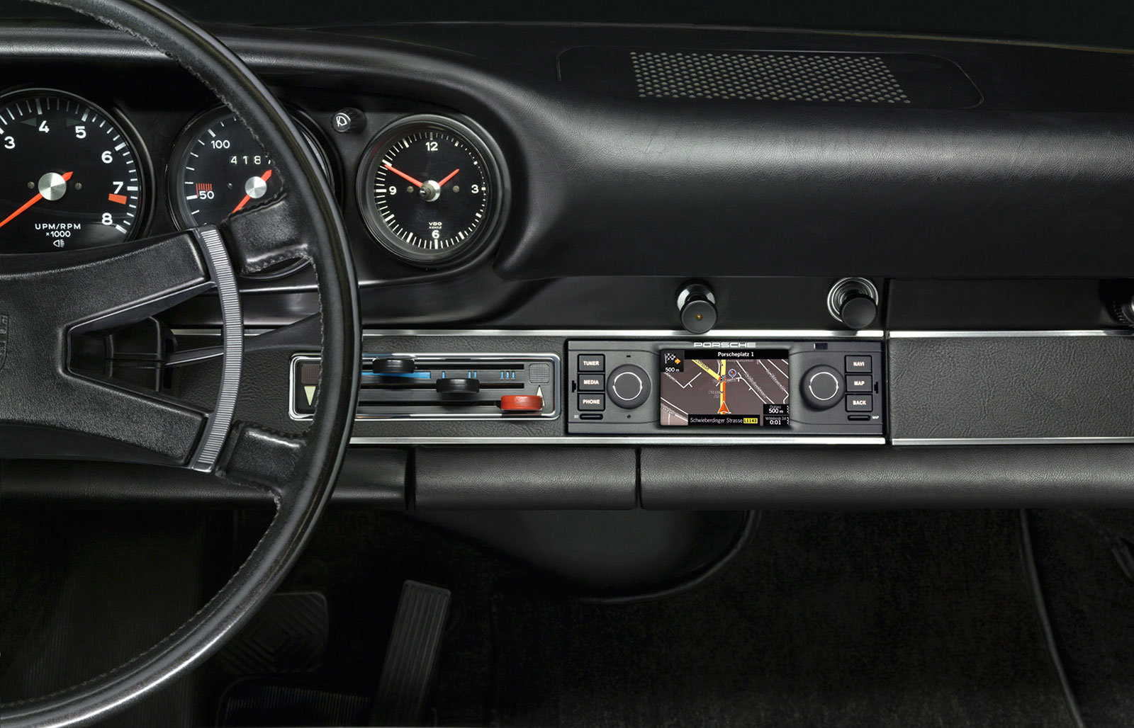 For the Porsche 911 - from 1960s-to mid 1990s sports cars