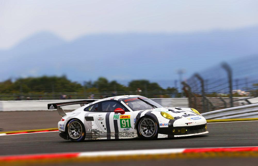Sports Car World Endurance Championship WEC - GT - Porsche-911-RSR