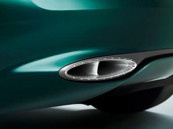 Bentley EXP 10 Speed 6 Exhaust System