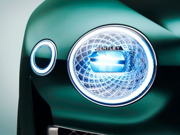 Bentley-EXP 10 Speed 6 Headlamp