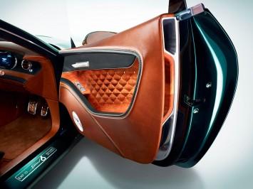 Bentley EXP 10 Speed 6 Luxury Design