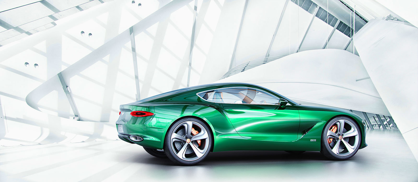 Bentley EXP 10 Speed 6 Performance Design