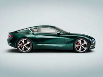 Bentley EXP 10 Speed 6 Side View