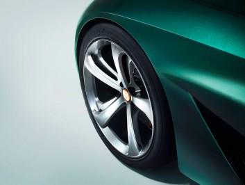 Bentley EXP 10 Speed 6 Wheel