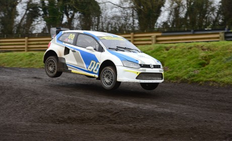 Captain Slow puts Rallycross on the map!