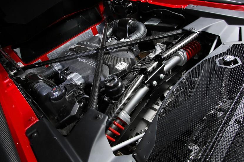 The Lamborghini Aventador LP 750-4 Superveloce Specification
