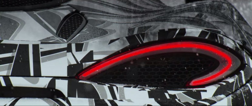 New McLaren Sports Series Teaster