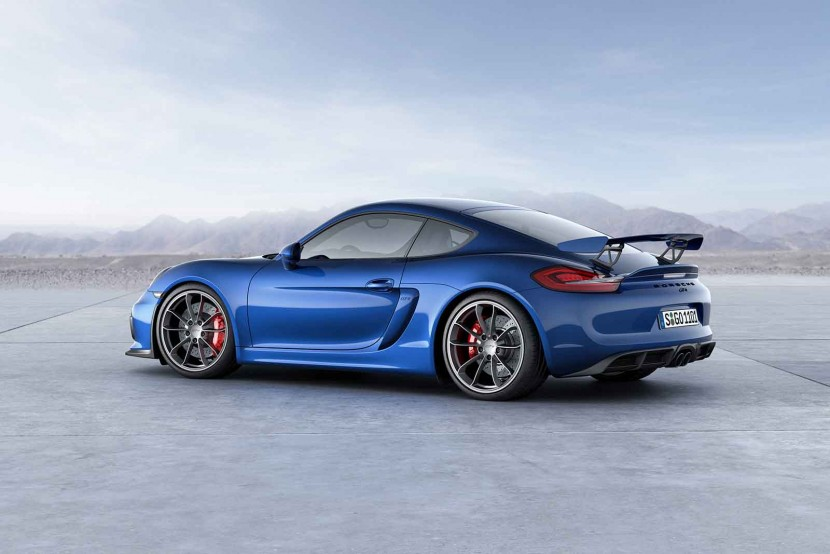 Porsche delivers 14,836 new cars to customers around the world in February