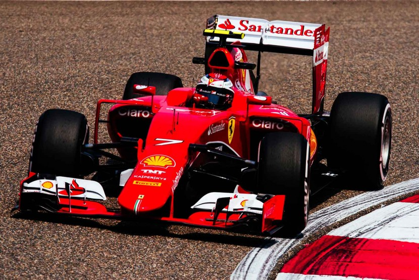 Ferrari F1 Team are on form for Chinese F1 after second practice