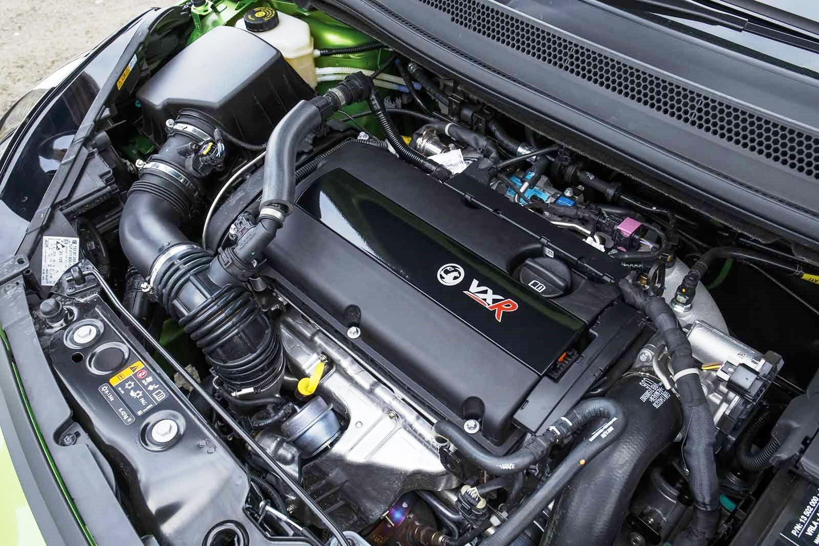 Vauxhall Corsa VXR Engine