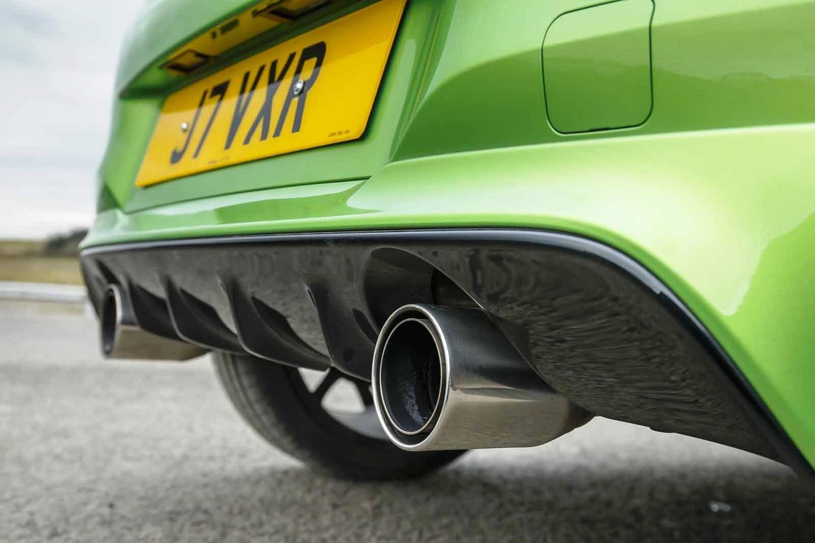 Vauxhall Corsa VXR Exhaust