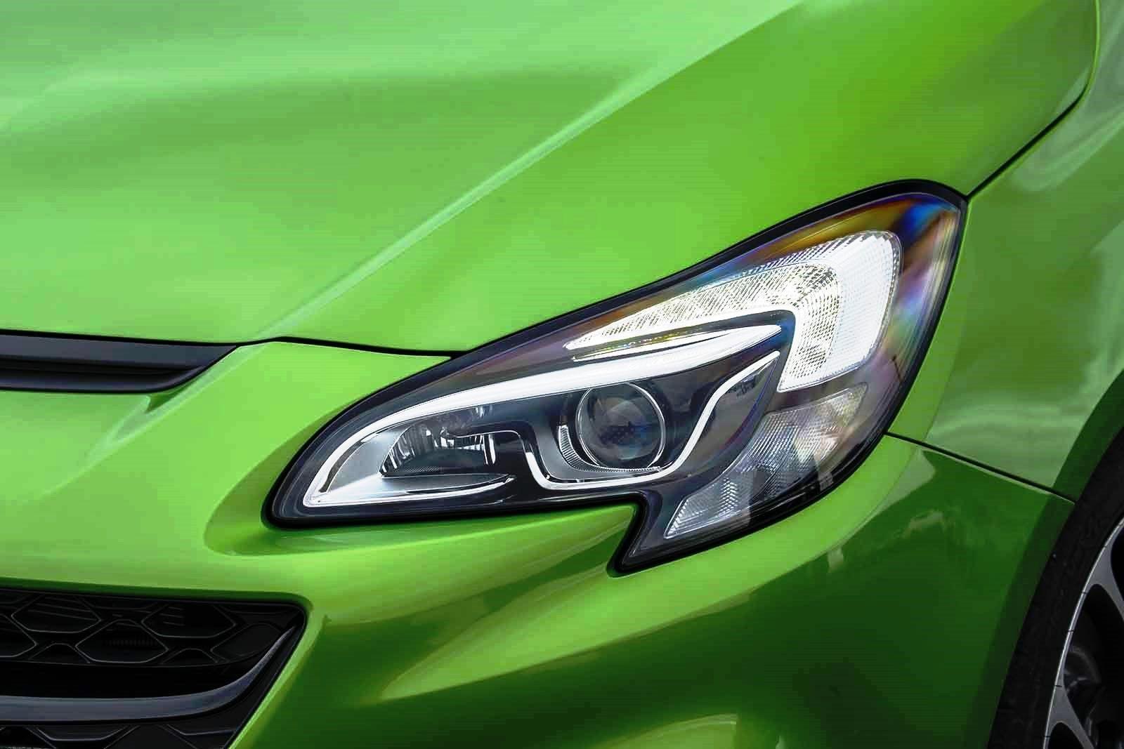 Vauxhall Corsa VXR Headlamp