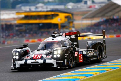 Audi knocked of their Le Mans perch as Porsche 919 Hybrid takes pole
