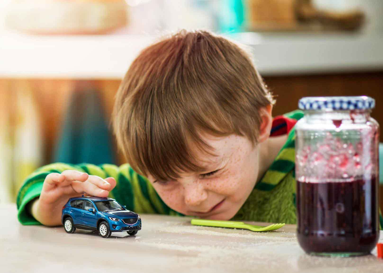 Kids influence car buying decisions