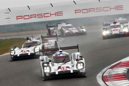 Another First and Second gives Porsche the Manufacturers' WEC title