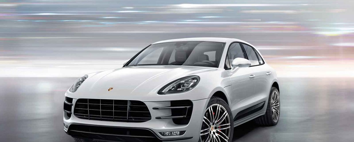 Porsche add exclusive exterior and interior packages for the Macan
