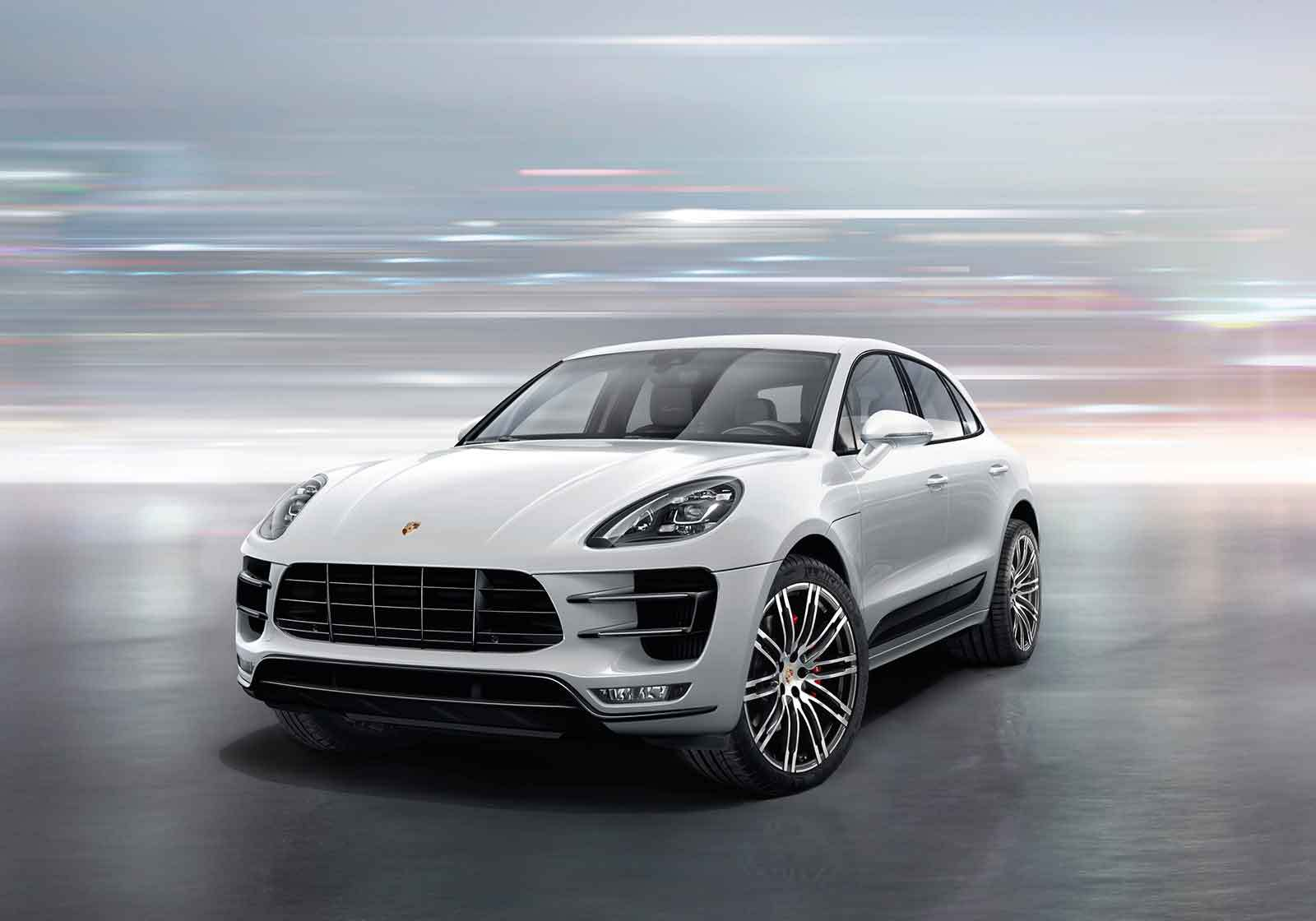 Porsche Macan Turbo upgrades