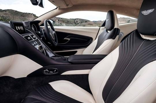 Aston Martin DB11 Front Seats