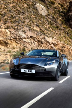 DB11 Front View