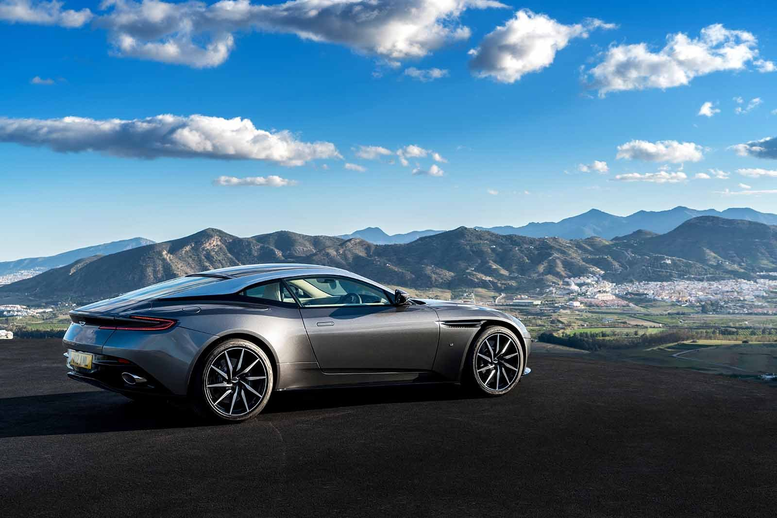 The Aston Martin DB11