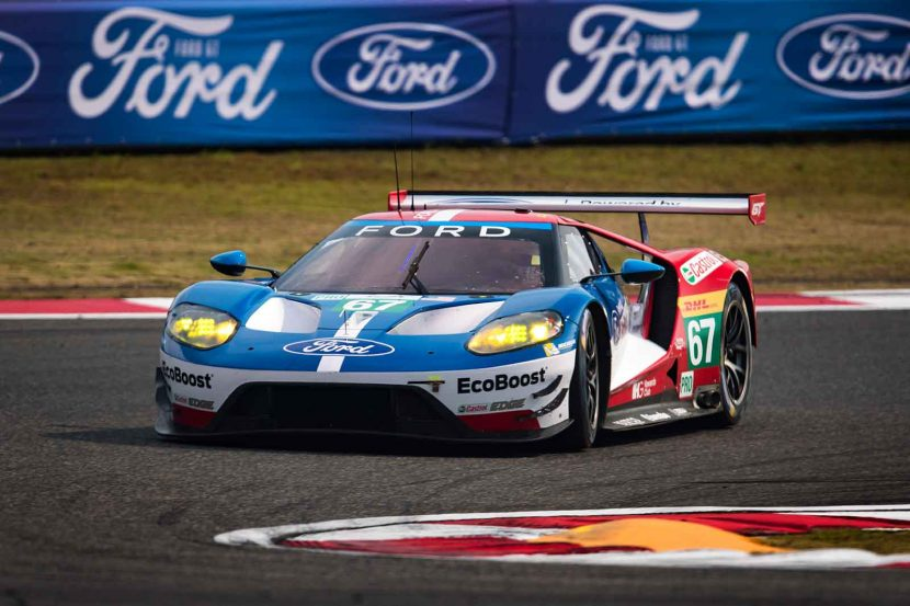 Ford In Fight For Teams' Title at WEC Season Finale